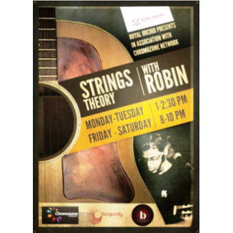 Strings Theory Live Music with Drinks and Food @ Royal Orchid Whitefeild