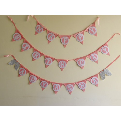 Angel theme- Personalised Banner